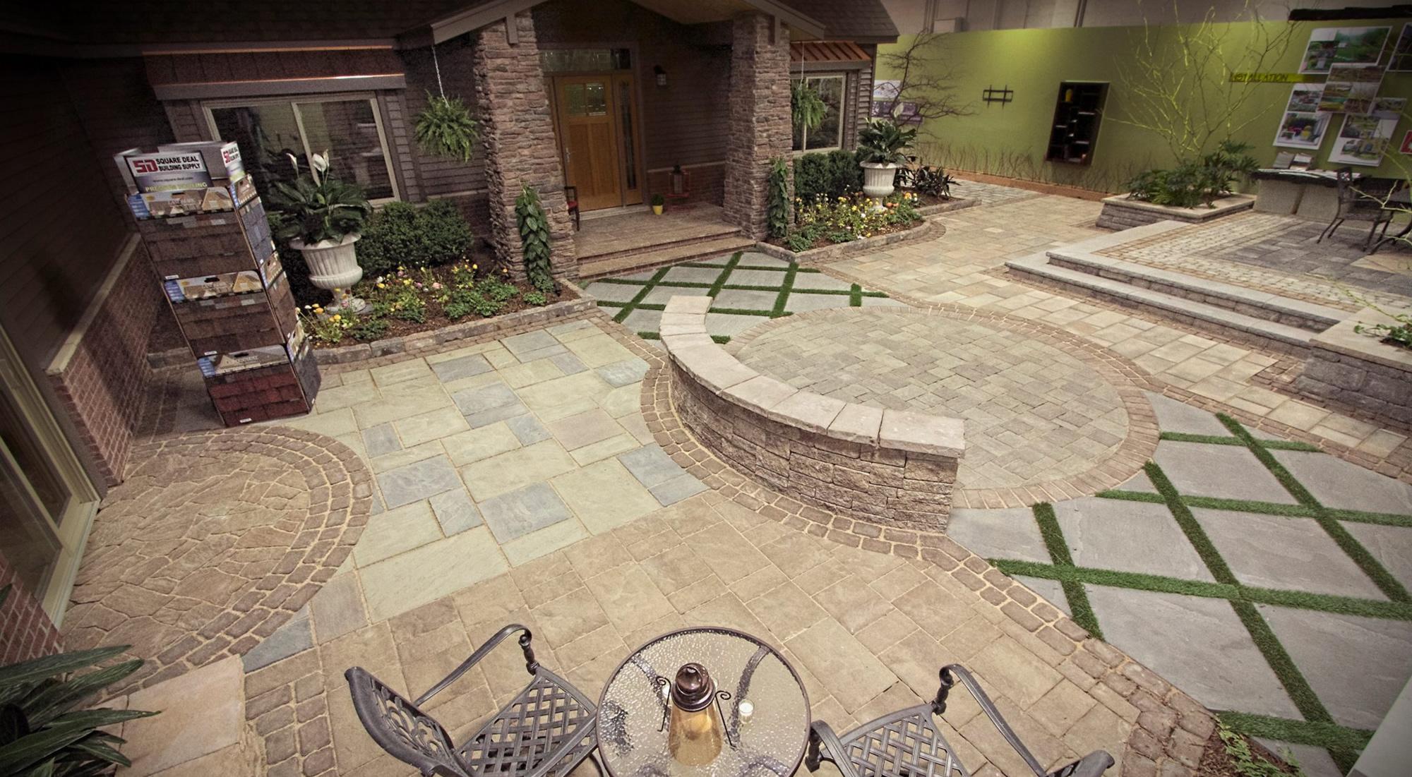 What Will A New Patio Cost ? U2013 Michigan Brick Paver Contractor
